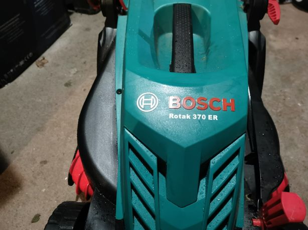 Kosiarka elektryczna Bosch 370er