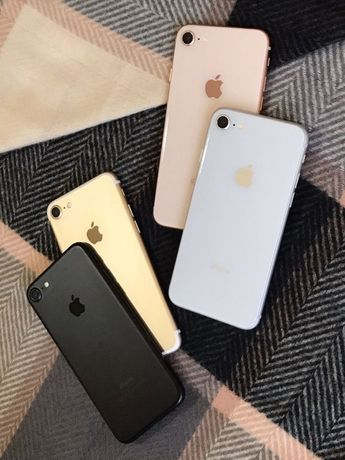Купить Айфон iPhone 7 8 Plus 32|128|256 GB Black|Silver|Gold ID:100