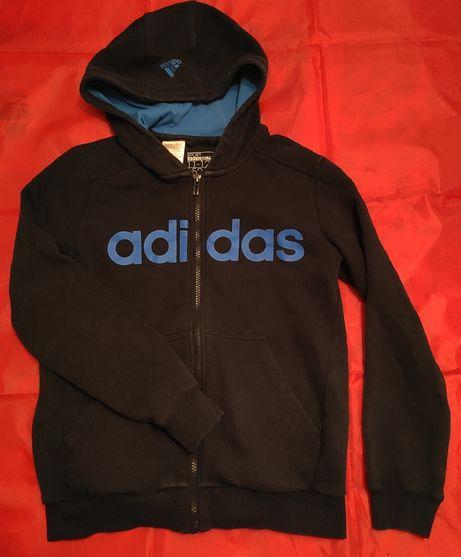 Bluza Adidas rozmiar 152cm 11-12 lat czarna