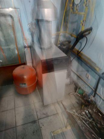 Продам газовый котел BAXI slim 1.490 in