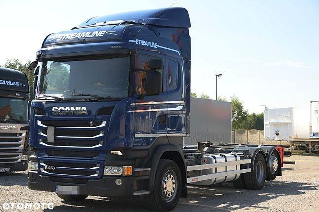 Scania R450 * Do Zabudowy * 'BDF' * RETARDER * SUPER STAN!