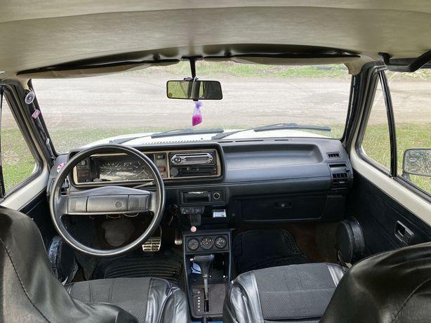 VW Golf mk1 акпп
