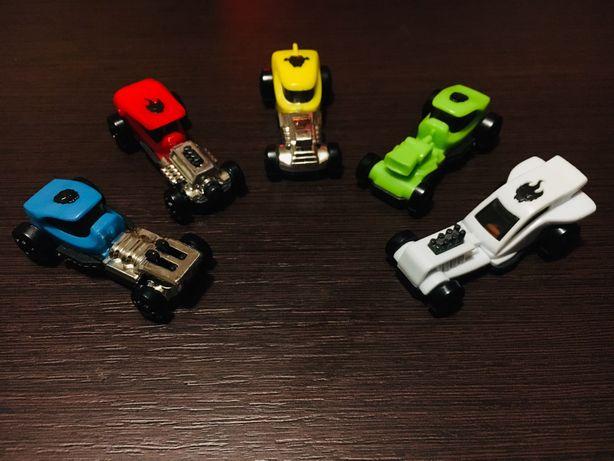 Набор «Hot Wheels». Машинки. Игрушки Киндер.