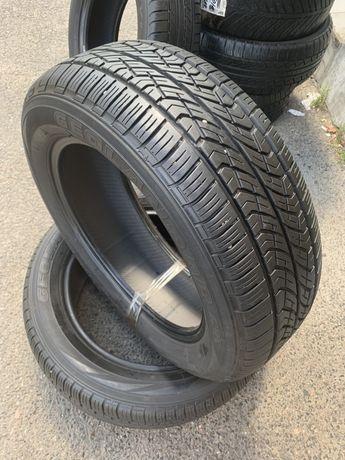 Шины б/у 225/55 r17 Yokohama Geolandar G95 + Pirelli Cinturato p7