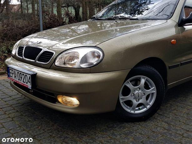 Daewoo Lanos 1.4 (8V / 75 KM) * Wspomaganie kierownicy * Stan...