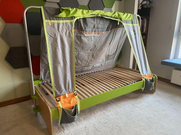 Łóżko dla dziecka z namiotem Terra Kids Haba