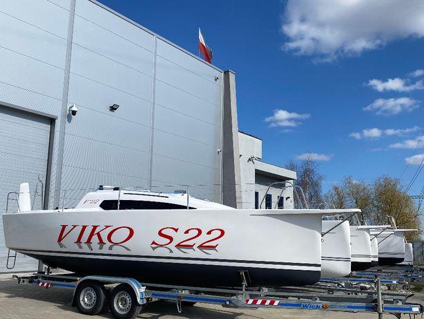 Jacht żaglowy VIKO S 22