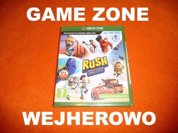RUSH Disney Pixar Xbox One + S + X = PŁYTA PL = Wejherowo