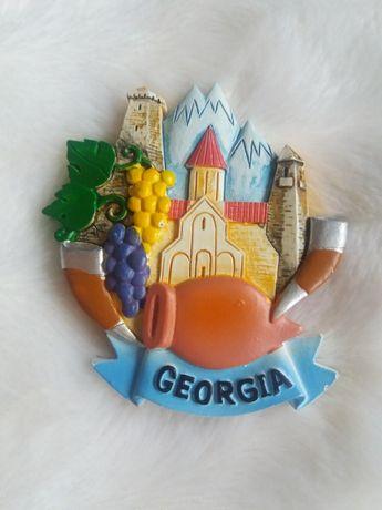 Nowy magnes z Gruzji