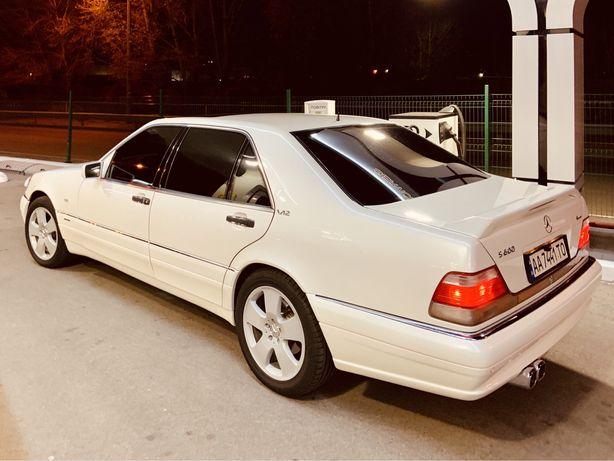W 140 S 600  Mercedes Lorinser