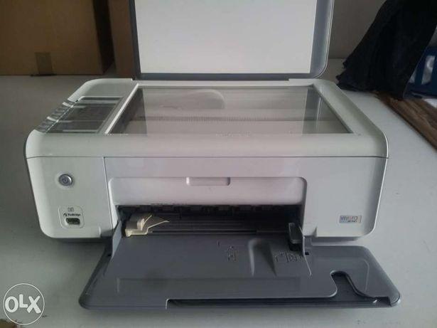 Impressora multi funções HP avariada