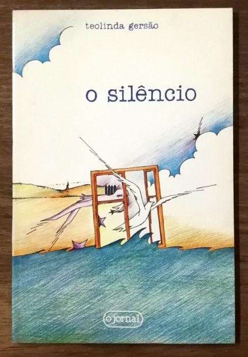 o silêncio, teolinda gersão, o jornal Estrela - imagem 1