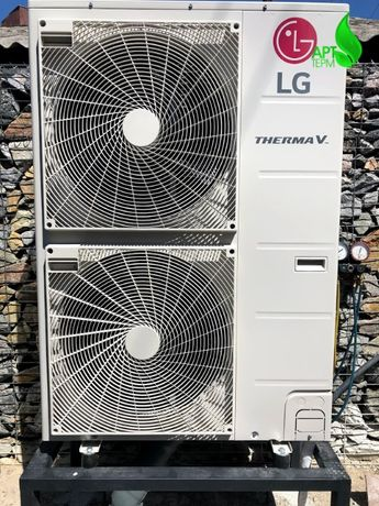 Тепловой насос LG Therma V со склада в Днепре