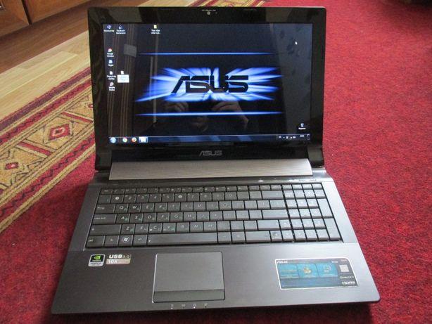 Игровой Ноутбук Asus SSD; i7-3.2Ghz 8 ядер+12Gb!+Geforce 128bit+3ч