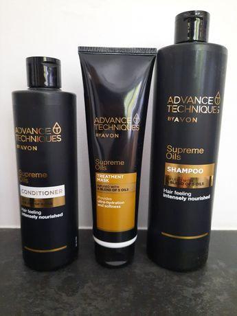 Zestaw kosmetyków do włosów