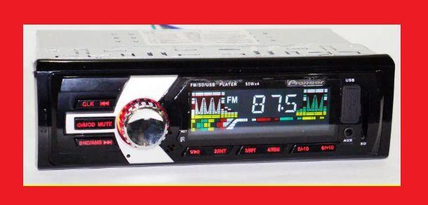 Автомагнитола Pioneer 6243 - MP3, FM, USB, SD, Aux