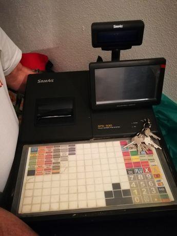 Máquina Registradora SAM