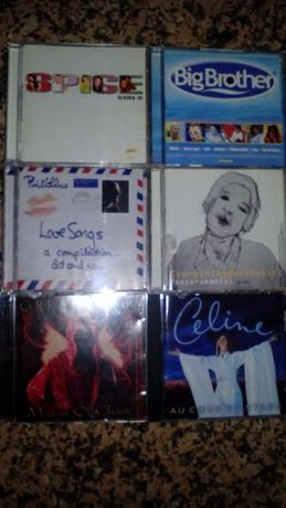 Vendo CD,s de musica / diversos - pague 2 leve 3