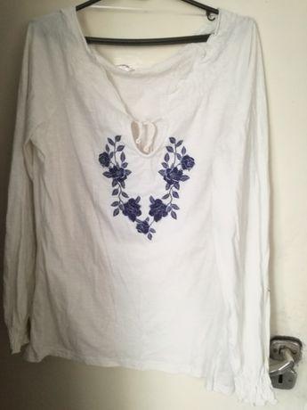 Koszula etniczna z haftem