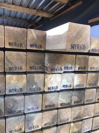 Drewno konstrukcyjne , slup,legar 70x70mm Skandynawski.