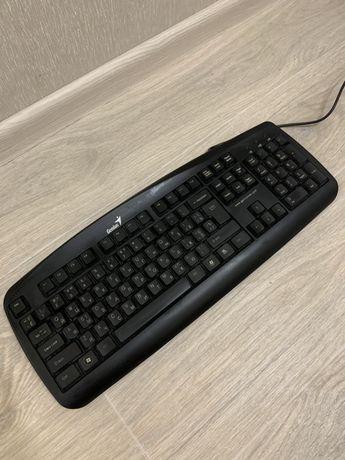 Клавиатура Genius гениус гениюс