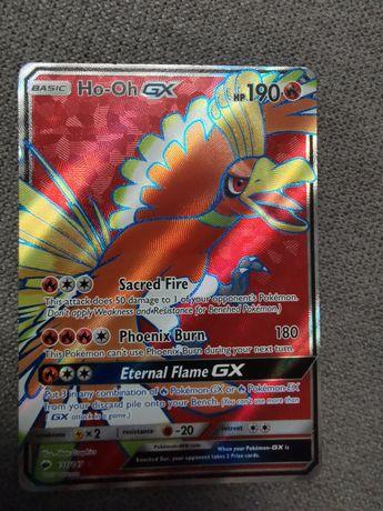Karta Pokemon Ho-Oh GX