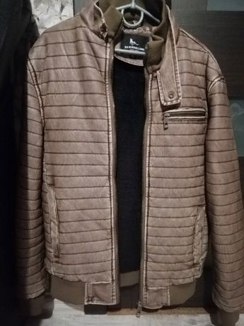 Чоловіча куртка(кожана) (обмін,продажа)