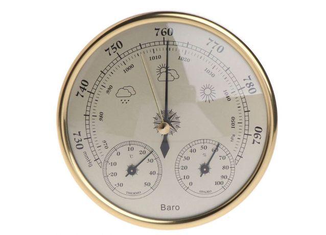 Метеостанция BARO 3 в 1 барометр термометр гигрометр (новые)