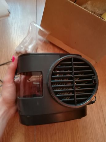 Mini klimatyzator również do samochodu