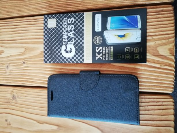 Etui kabura Huawei P Smart nowe !!! + szkło hartowane