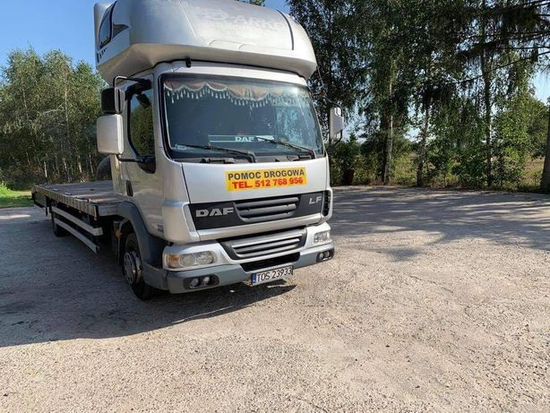 Pomoc Drogowa Transport
