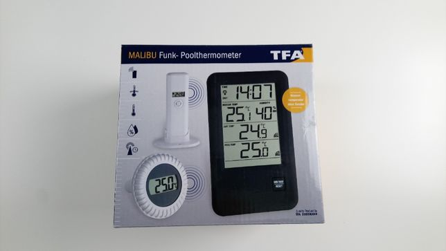Termometr basenowy TFA 30.3053 MALIBU