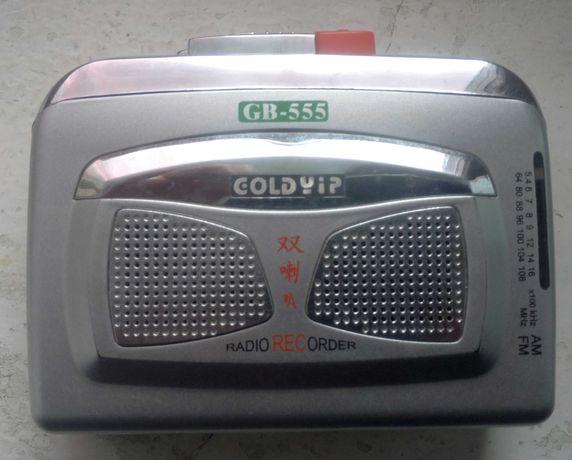 Записывающий плеер GoldYip GB-555.