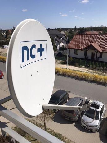 Zamienie antenę NC+