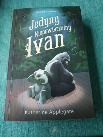 """""""Jedyny i niepowtarzalny Ivan"""" Katherine Applegate"""