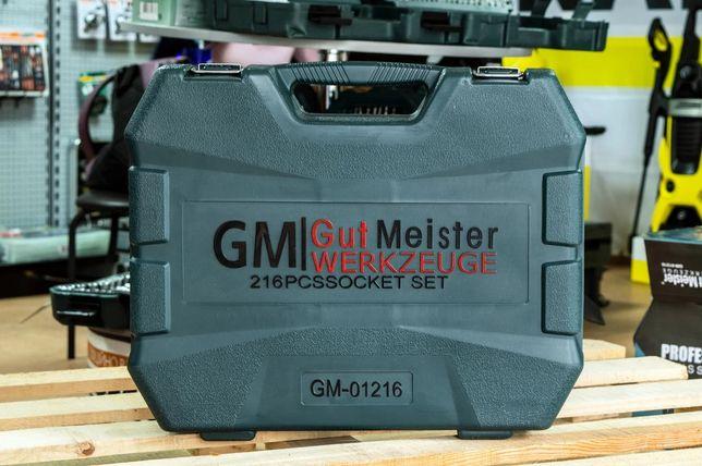 Набор инструментов Германия Gm 216 едн. от Mannesmann