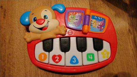 Fisher price - pianinko szczeniaczka uczniaczka PL