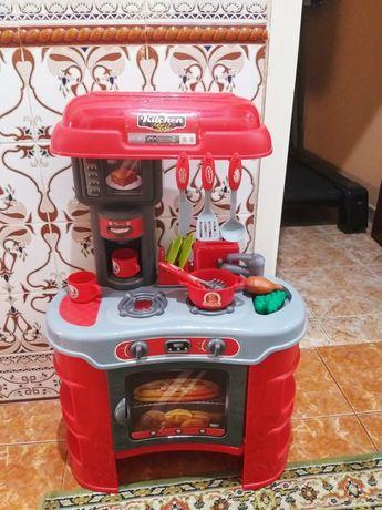 Cozinha de brincar.