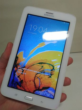 Планшет-телефон Samsung Galaxy. Оригинал 3G с чехлом