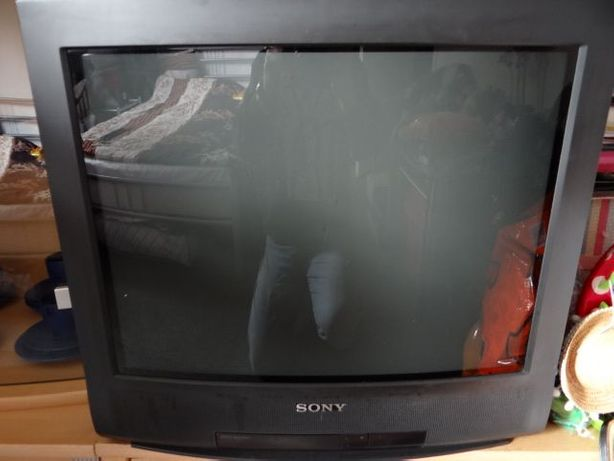 Tv Sony 24cale kineskopowy praktycznie nie uzywany