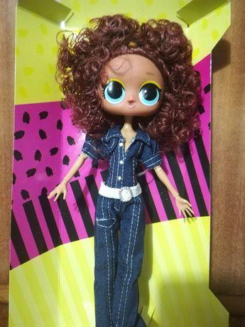 LOL Старшая сестричка,шарнирная кукла c длинными волосами,размер 28см