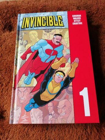 "Komiks ""Invincible t.1"" Robert Kirkman"