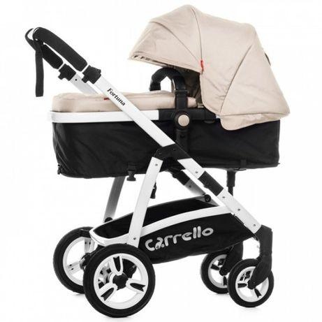 Детская коляска трансформер Carrello Fortuna