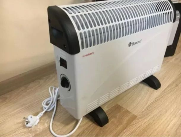 Конвектор Радиатор обогреватель DOMOTEC/ CROWNBERG MS-5904 2квт втватт