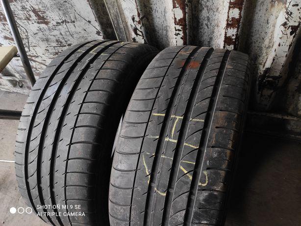 Пара 255/40/19 Dunlop Quattromaxx R01.17г.6+мм.Германия.