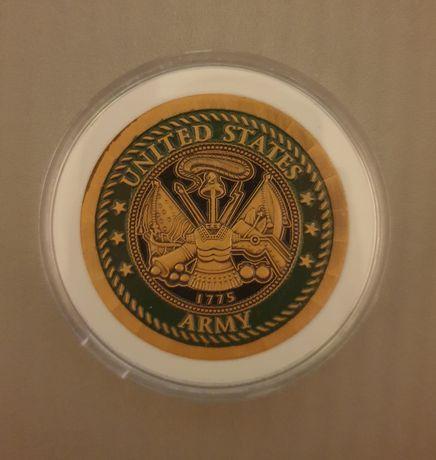 Coin - Army USA - Afganistan