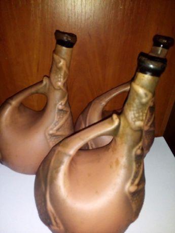 Бутылка Болград керамика
