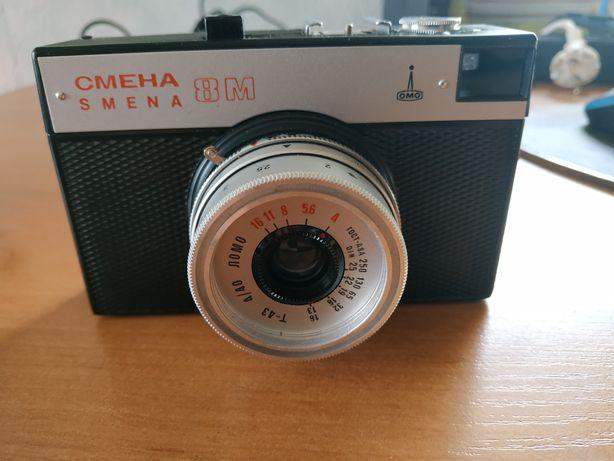 Фотоаппарат смена 8 м СССР