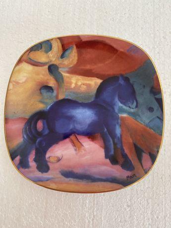 Вінтаж: колекція панно настінних репродукція картин Франца Марка.