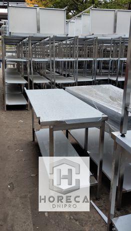 Столы, мойки, полки, стеллажи из нержавейки нержавеющей стали